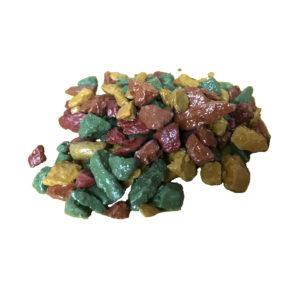 Декоративный камень Цветной