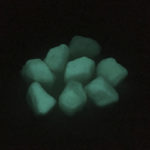 Светящиеся камни декоративные (в темноте)
