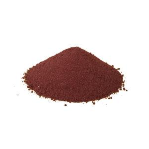 Декоративный коричневый песок для муравьиной фермы